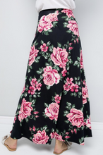 Load image into Gallery viewer, Zoned For Beauty Side Slit Maxi Skirt
