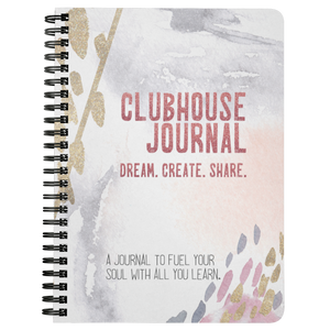 Clubhouse Journal