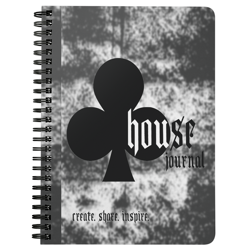 Edgy Clubhouse Journal