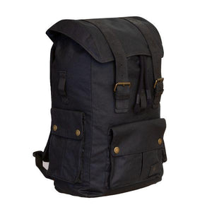 Ashby Classic Waxed Cotton Rucksack