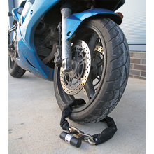 Load image into Gallery viewer, Motorcycle Chain & Disc Lock (12 x 12 x 900mm)
