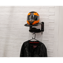 Load image into Gallery viewer, Motorcycle Helmet & Gear Tidy