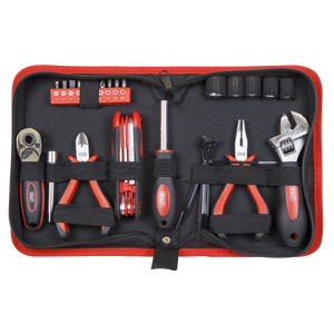 Motorcycle Underseat Tool Kit 28pc