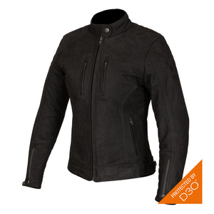 Mia Ladies Leather Jacket