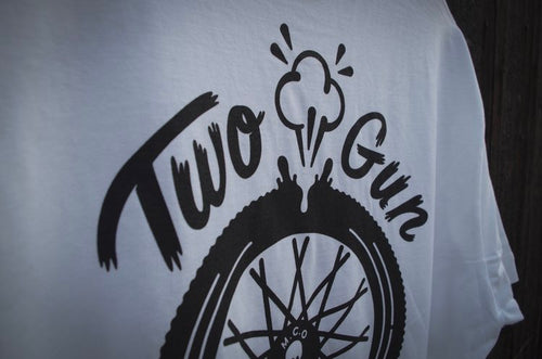 No 7 Popped Tyre T-Shirt