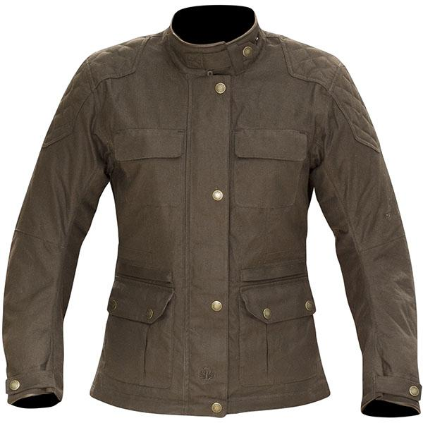 Buxton Wax Jacket