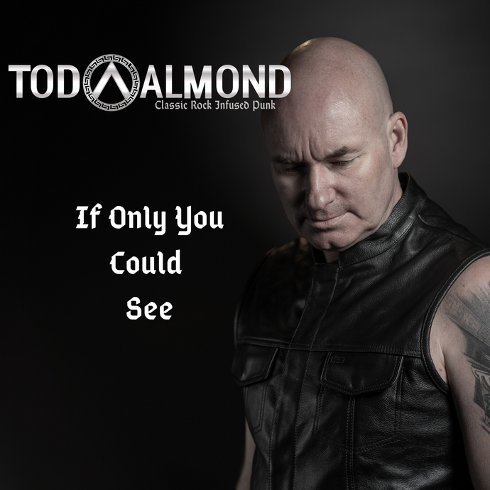 SALE! 30% off Album - Tod Almond 'If Only You Could See' (Digital Download)