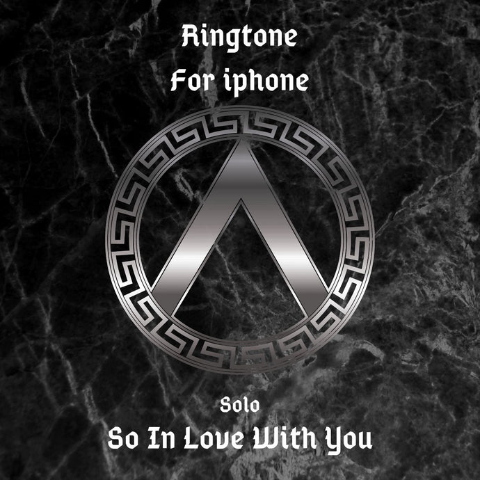RINGTONE 'I'm So In Love With You' for iphone