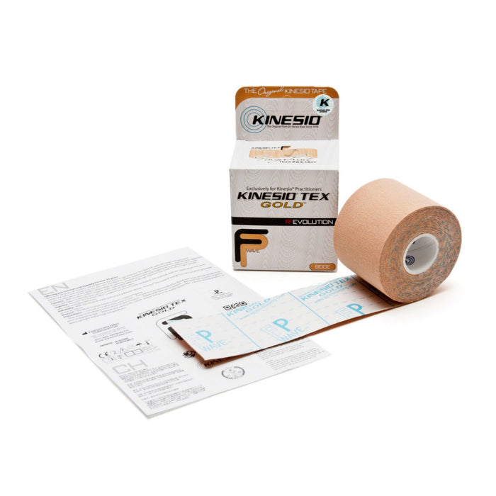 "Kinesio® Tex Gold FP 2"" x 16.4"" Beige Single Roll"