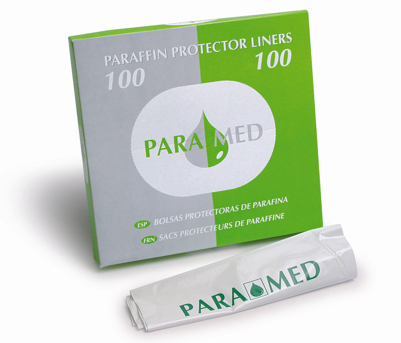 Paramed disposable paraffin liners 100/Box