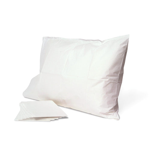 "Pillowcase 21"" x 30"" Tissue/ Poly White - 100/Case"