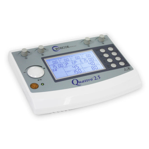 Quattro 2.5 Professional Electrotherapy Device