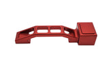 Jeep Wrangler JK Door Handles - Red