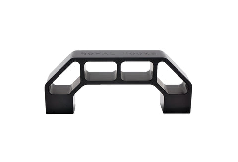 Jeep Wrangler Hood Handle for JK and TJ - Black