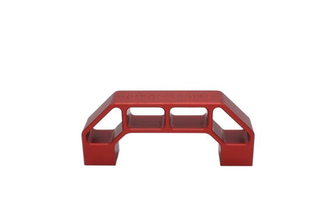 Jeep Wrangler Hood Handle for JK and TJ - Red