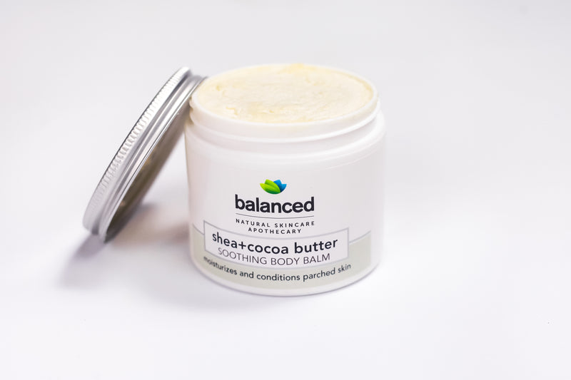 Shea+Cocoa Butter Body Balm