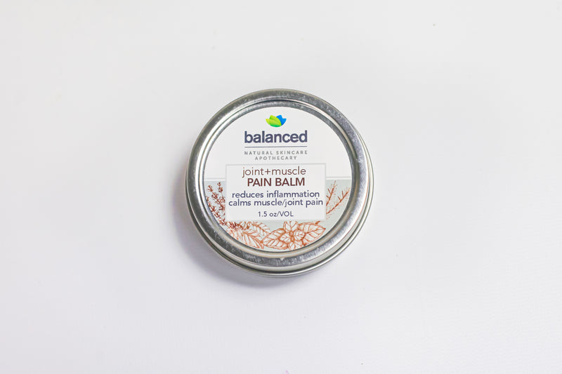 Joint and Muscle Pain Balm