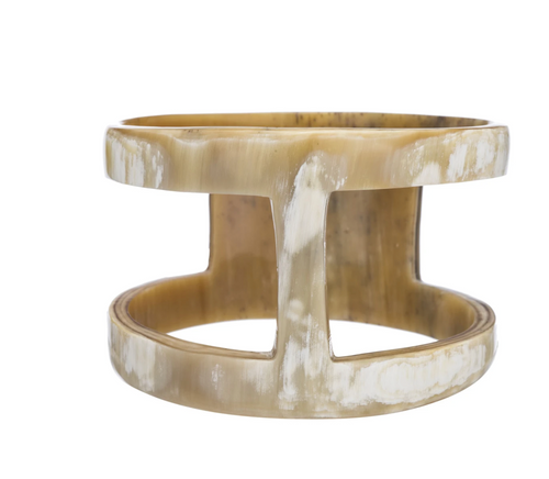Buffalo Cut Out Bangle