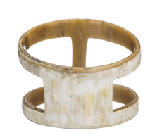 Load image into Gallery viewer, Buffalo Cut Out Bangle