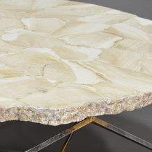 Load image into Gallery viewer, Fossilized Clam Coffee Table