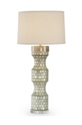 Seafoam Table Lamp