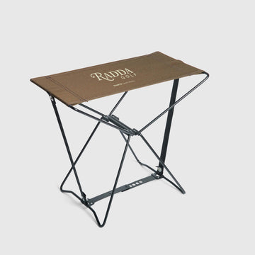 RADDA Golf x KUARTO Collapsable Camp Stool