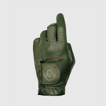 ASHER PREMIUM GLOVES - MOSS