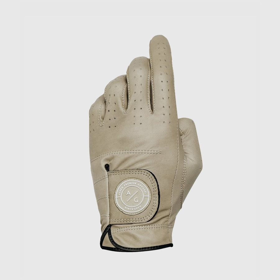 ASHER PREMIUM GLOVES - SANDSTONE
