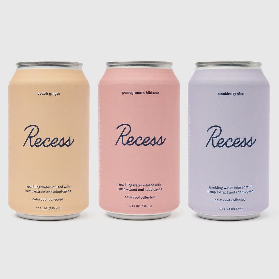 Recess Original 6 Pack Sampler