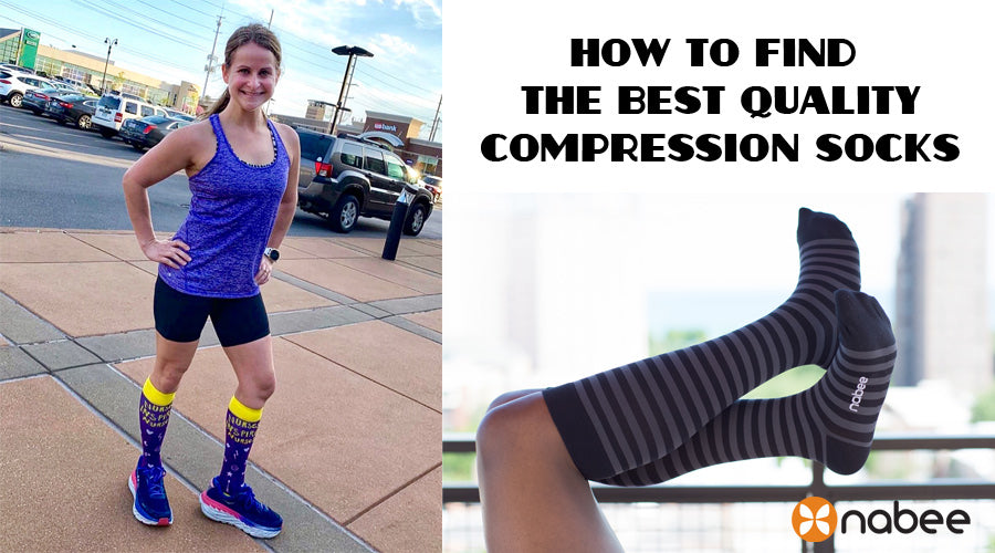 How to find the best quality compression socks