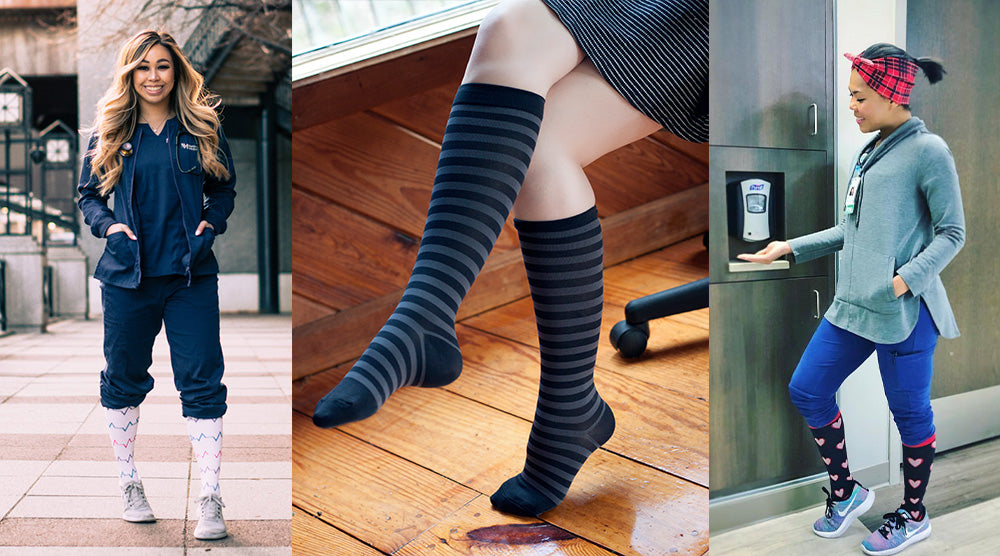 Why You Should Wear Compression Socks at Work?