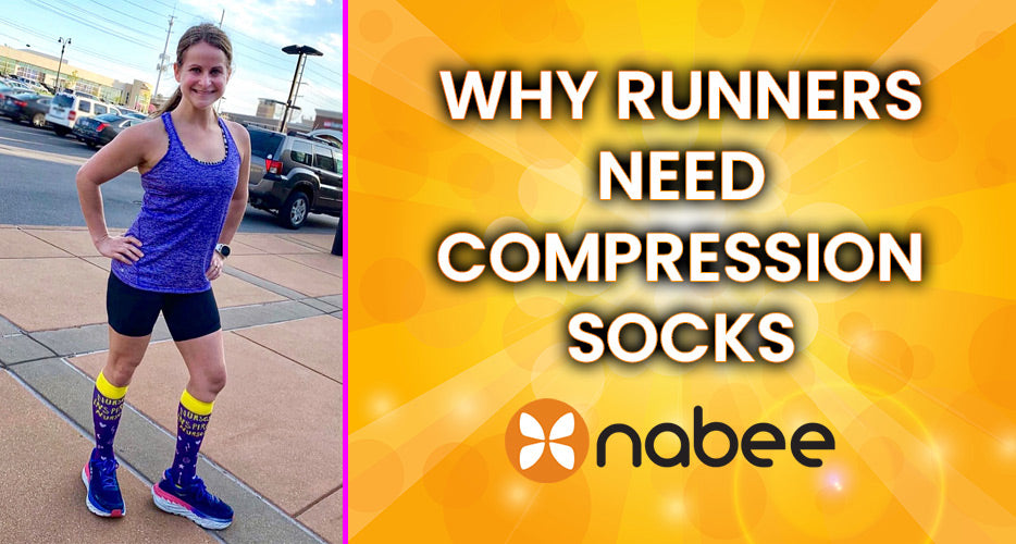 Why Runners Need Compression Socks