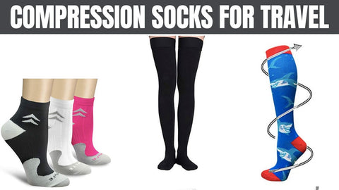Compression Socks for Travelling