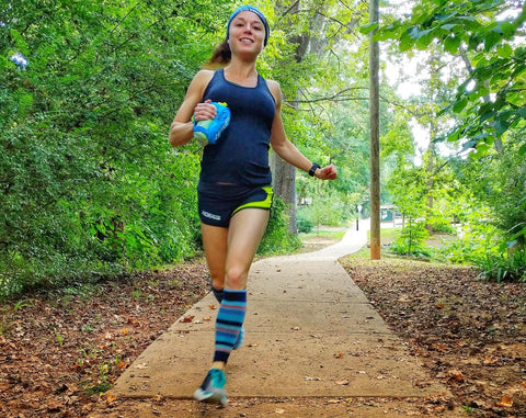Women's Compression Socks for Running