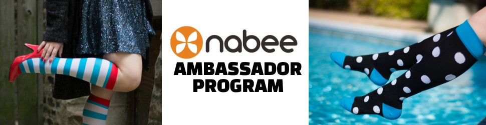 Nabee Socks Ambassador Program