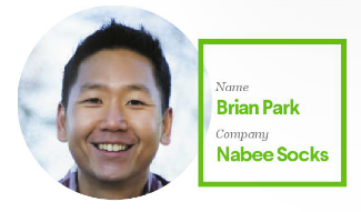 Brian Park Nabee Socks 99designs