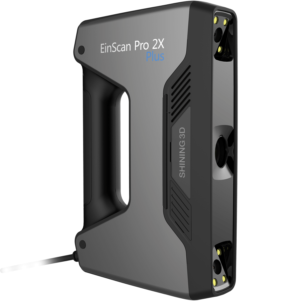 EinScan Pro 2X Plus with SolidEdge Shining Edition
