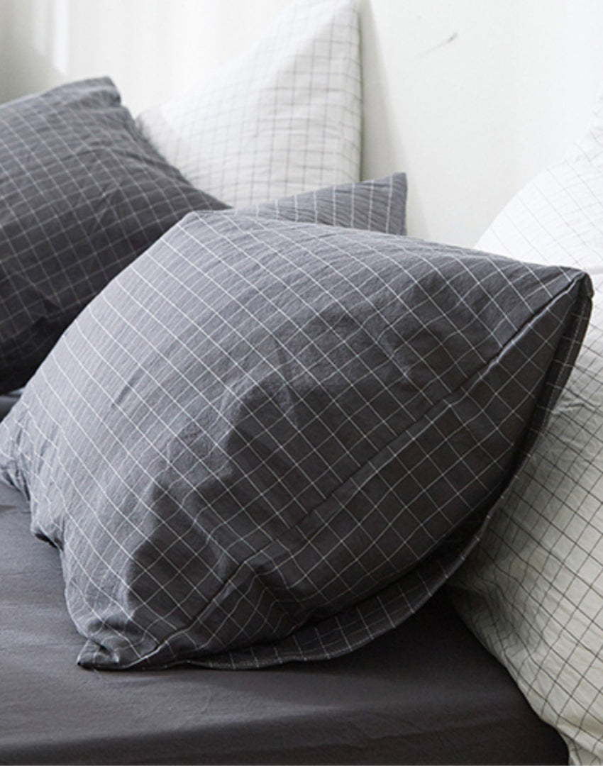 Clean Cotton Pillowcases