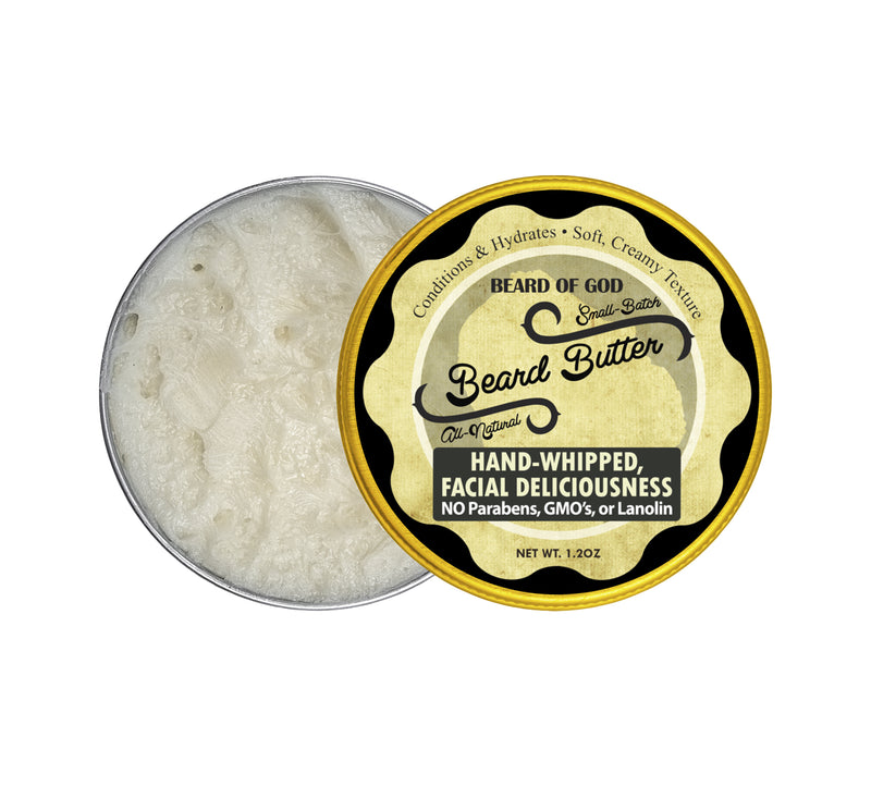 Back Country Hand-Whipped Beard Butter - beardofgod