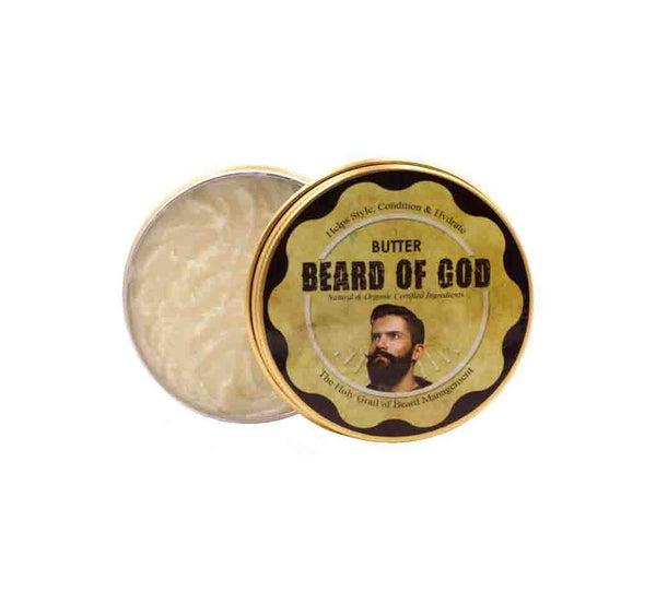 2.5oz Beard Butter Conditioner - beardofgod