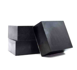 5oz Activated Charcoal Bar Soap for Beards - beardofgod