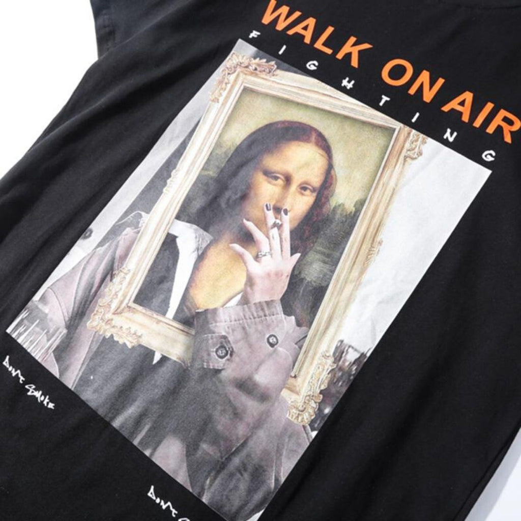 Mona Lisa Men T-Shirt