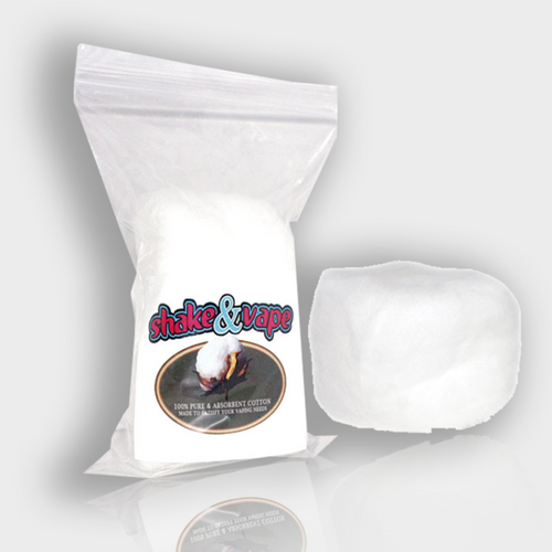 Shake N Vape Cotton