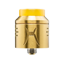 Load image into Gallery viewer, gold purge mods purge x rda 25mm athens greece europe