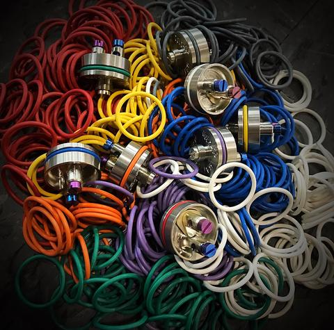 Colored O-Rings