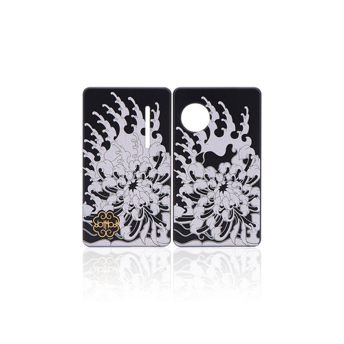DotAIO Chrysanthemum Doors Black