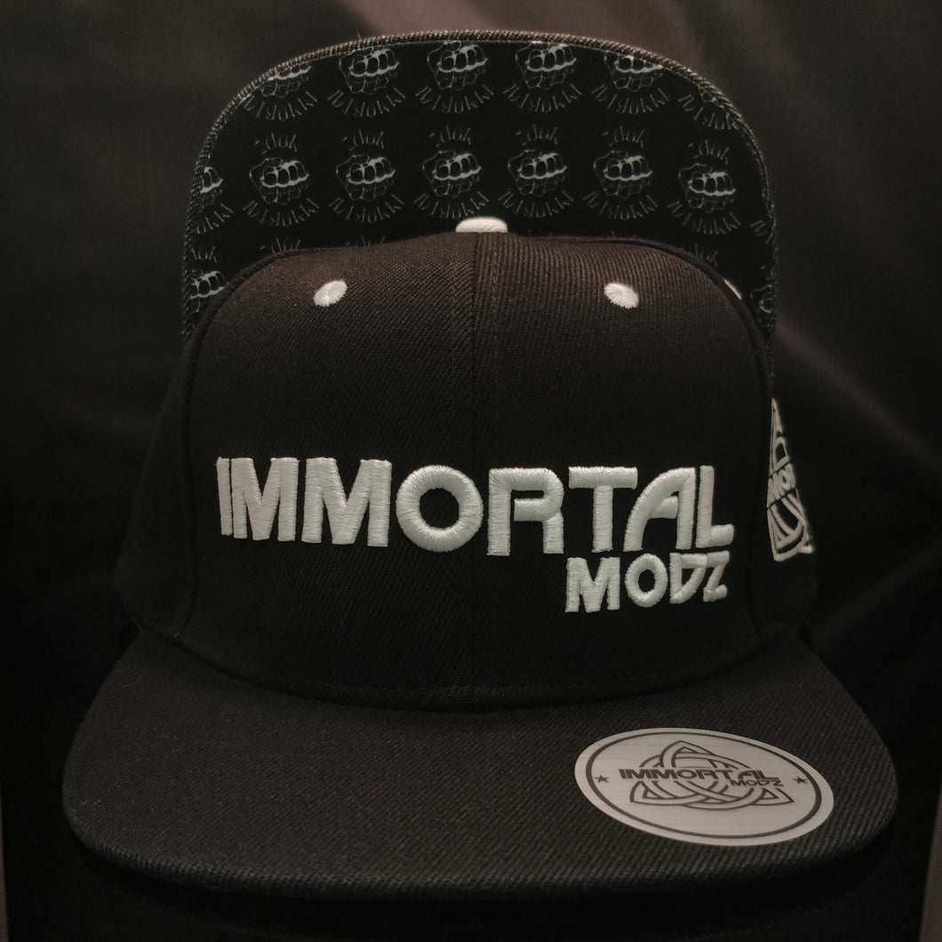 Immortal Modz – Snap Back Cap