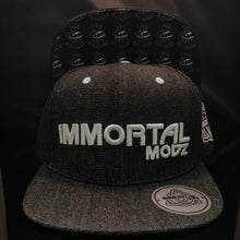 Load image into Gallery viewer, Immortal Modz – Snap Back Cap