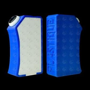 Plastique Series Mod Curved Blue 20700