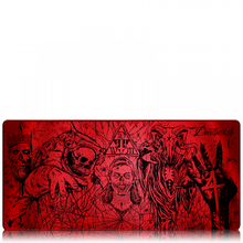 Load image into Gallery viewer, deathwish modz red vape mat build mat bogan